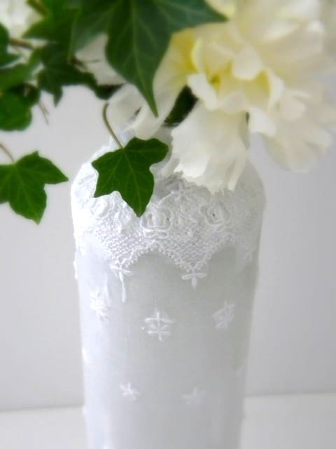 recycle water bottle diy vase
