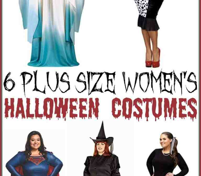 Plus Size Halloween Costumes for the Ladies