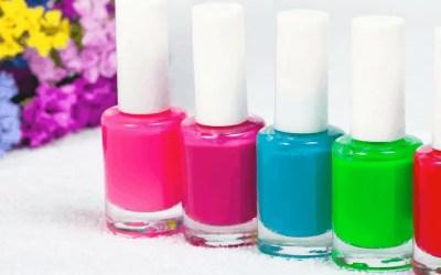 Creative Uses for Free Nail Polish