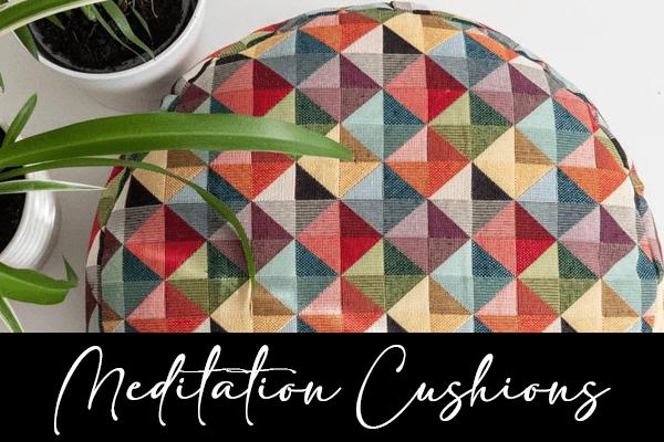 Buckwheat Meditation Cushion