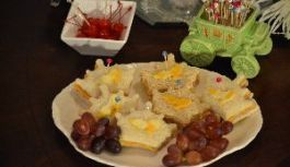 Cinderella Party Foods and Ideas