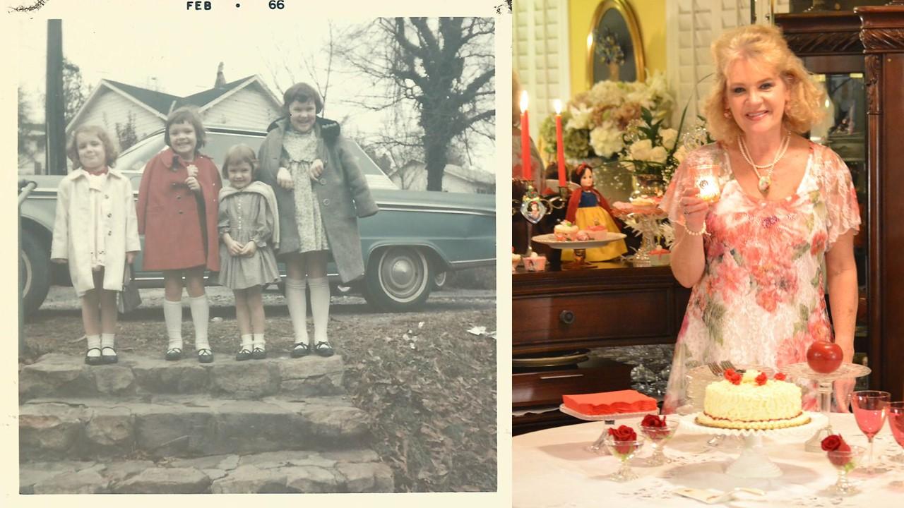 Julie's Vintage Snow White Birthday