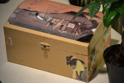 decoupaged a box Asian_small