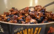 Ghoulish Granola with Jeepers Peeper's Tacos
