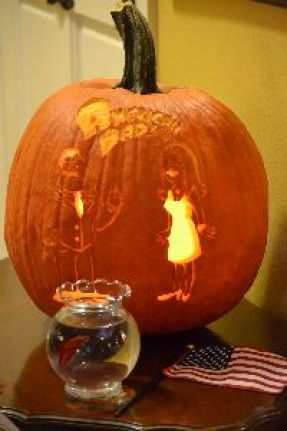 Gordons American Dad pumpkin_small