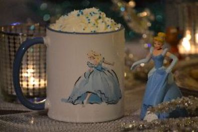 Cinderella and her hot chocolate_small