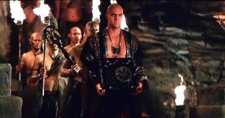 Imhotep and his priests_small