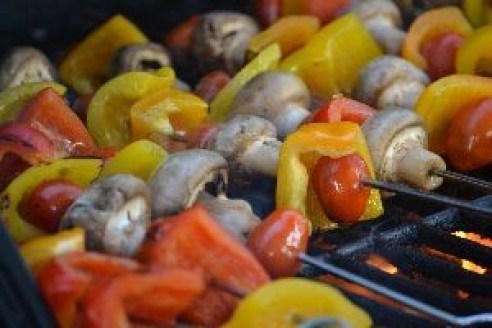 beautiful and delicious grilling veggies_small