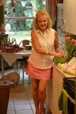 Julie making deviled eggs_small