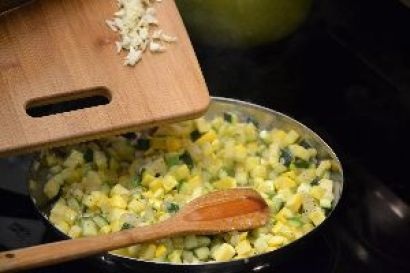 adding chopped garlic_small