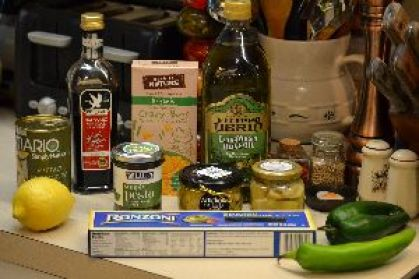 Gordons Creature Pasta Salad ingredients_small