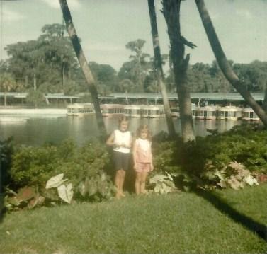 Julie and Lynn Glass Bottom Boats