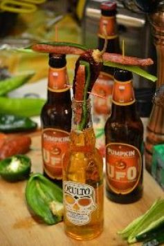 unusual beer garnishes_small