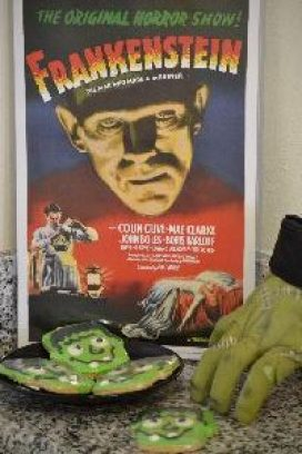 Frankencookies and a movie_small
