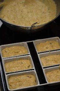 20 spoon mixture into loaf pans_small
