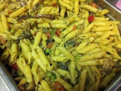 Gordons Indian pasta dish_small