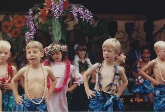 Veroncia school performance 2