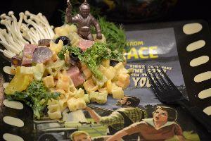 """The Day the Earth Stood Still,"" Pasta Salad"