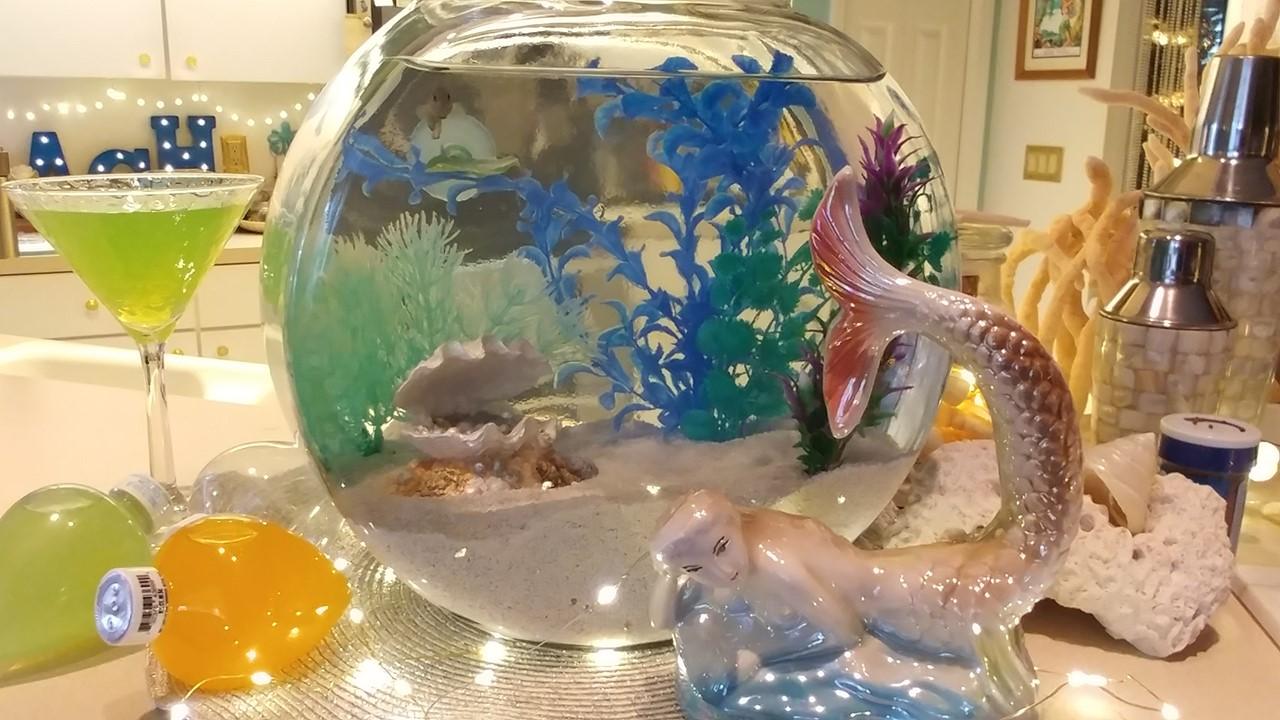 Miranda, The Mermaid Fish