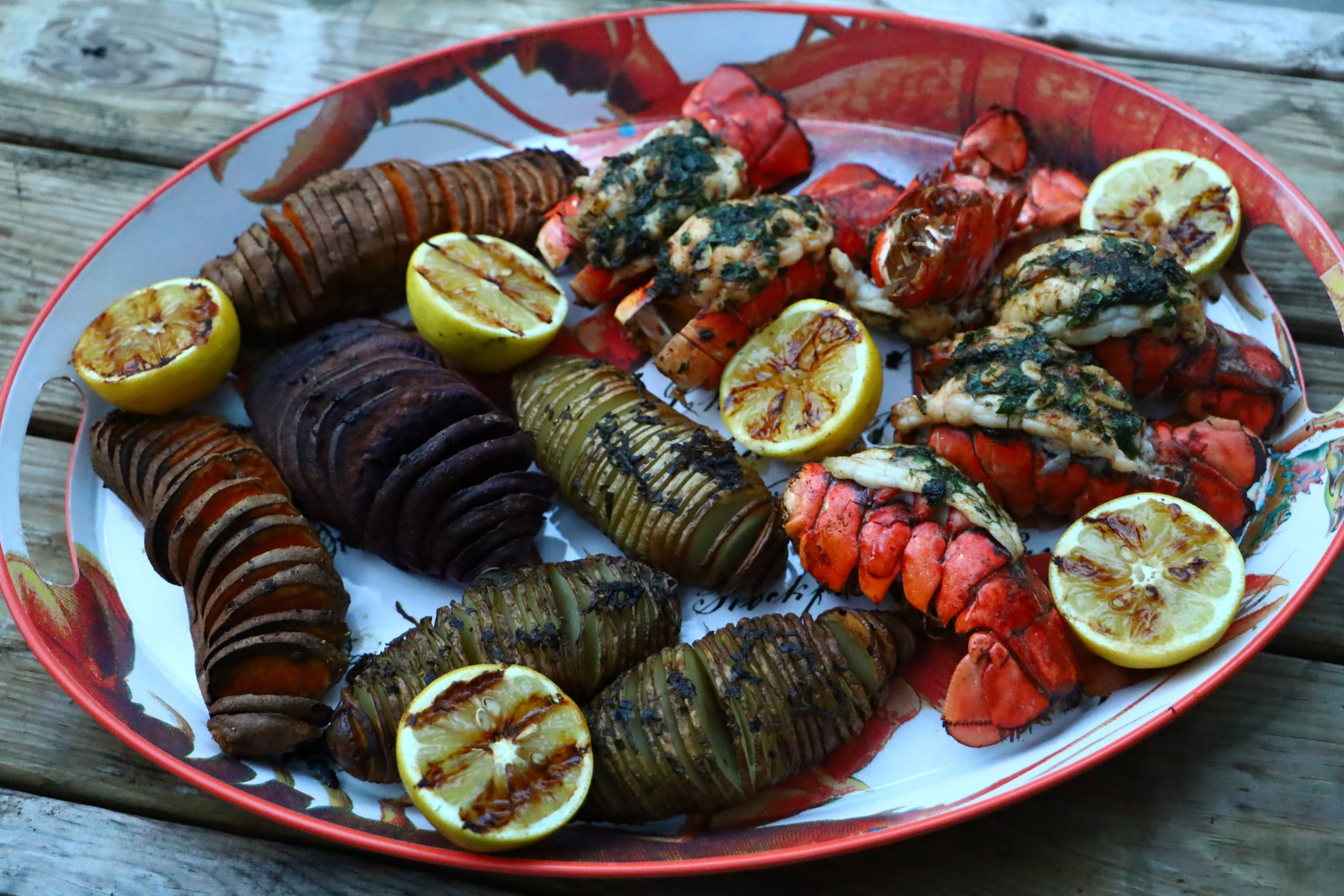 Summer Seafood, Sides, and Salads