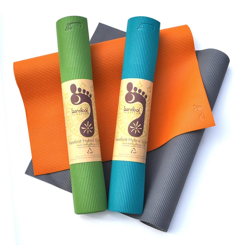 Barefoot Yoga Hybrid Eco Mat Review Kayaworkout Co
