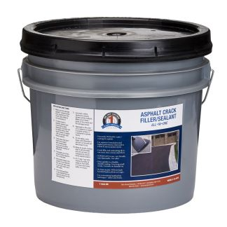 One Shot Premium Asphalt Crack Filler