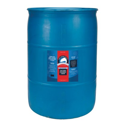 Bare Ground Bolt Liquid Calcium Chloride - 55 Gallon Drum