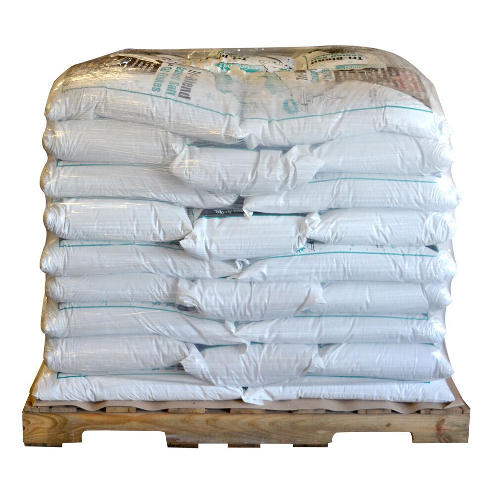 Bare Ground Tri-Blend Granular Ice Melt - 50 LB Bags - Pallet of 45