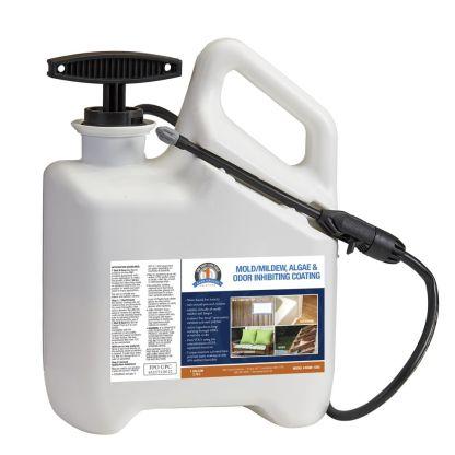 One Shot Mold Inhibiting Coating - One Gallon Preloaded Pump Sprayer
