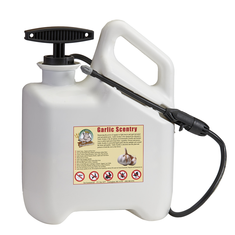 Just Scentsational Garlic Scentry - Gallon Pump