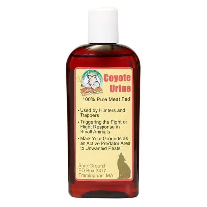 Coyote Urine Predator Scent 4oz