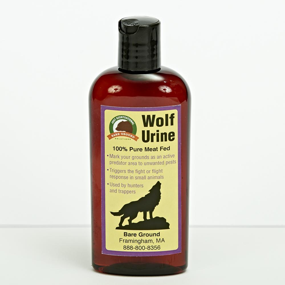 Just Scentsational Wolf Urine Predator Scent 4 oz Bottle
