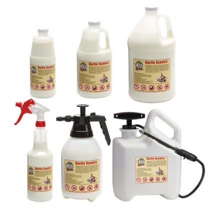 Bare Ground Just Scentsational Garlic Scentry Products