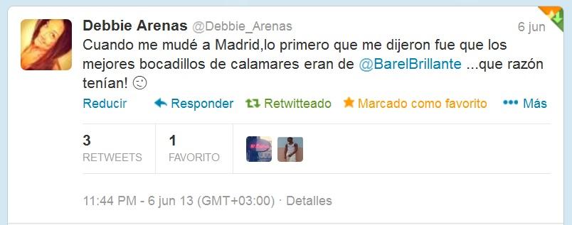 Debbie arenas