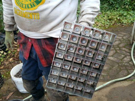35 block soil blocker