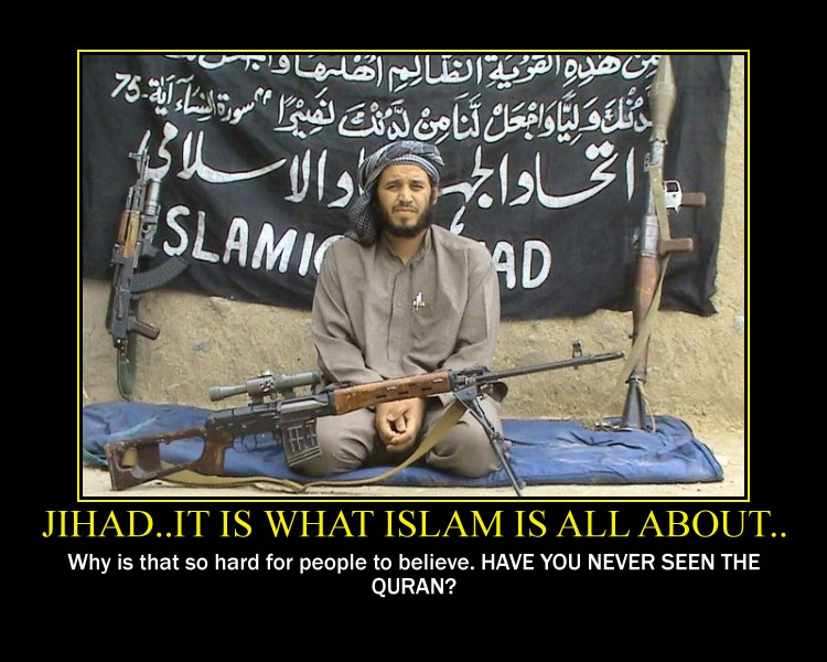 Jihad+WIth+sign+and+gun+WHAT+ISLAM+IS+ALL+ABOUT