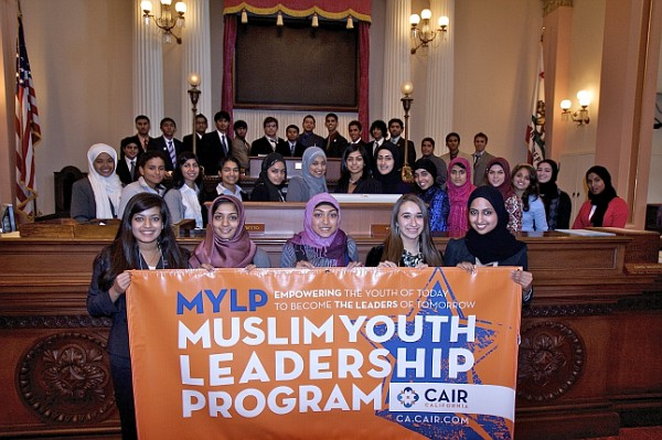 The Muslim Youth Leadership Program is sponsored by the the CAIR Sacramento Valley Chapter Coordinator Mohammed Ali says the highlight of the conference is a mock legislative session, where students draft and debate bills on the floor of the state Senate. The students also intrude on actual members of the Senate and Assembly
