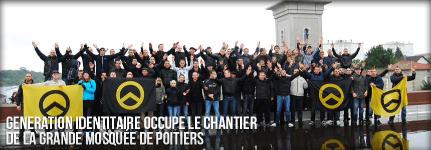Young French patriots against Islamization have formed Generation Identitaire, a movement that is spreading to other countries in Europe