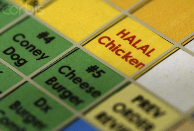 USA - Fast Food - Halal Meat