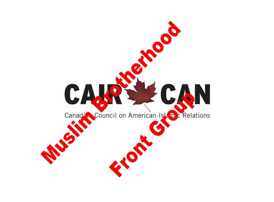 cair canada muslim brotherhood front group