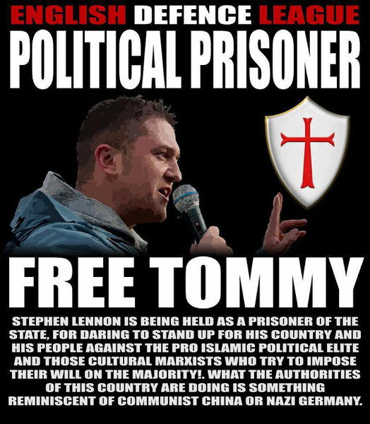 Image result for tommy robinson quotes