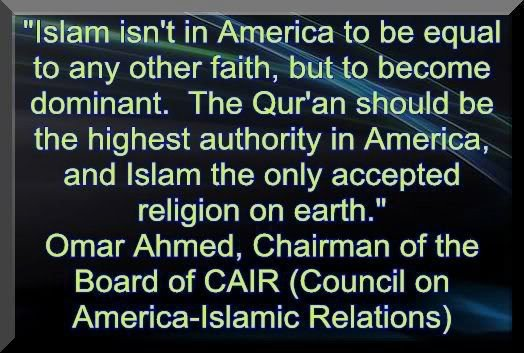 CAIR is the only 'hate' group here