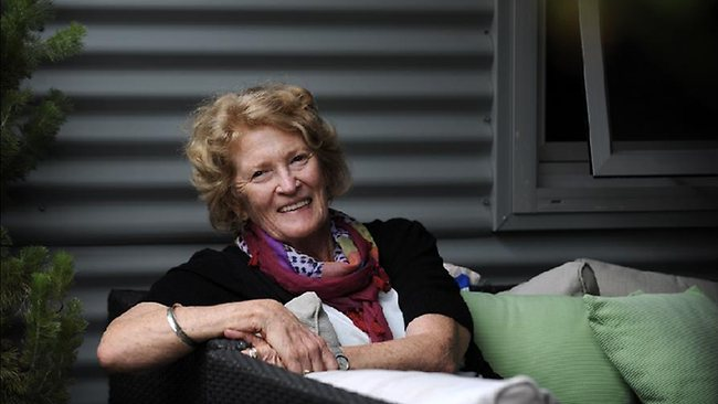 Fremantle retiree Maureen Ramsay, with a death wish, will soon open her home to an asylum seeker and says she is looking forward to it
