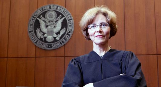 Judge Rebecca R. Pallmeyer