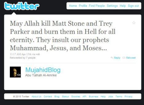 mujahid-death-threat