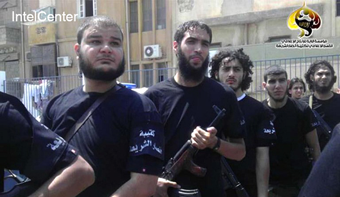 Allegedly Bell with Ansar al-Sharia