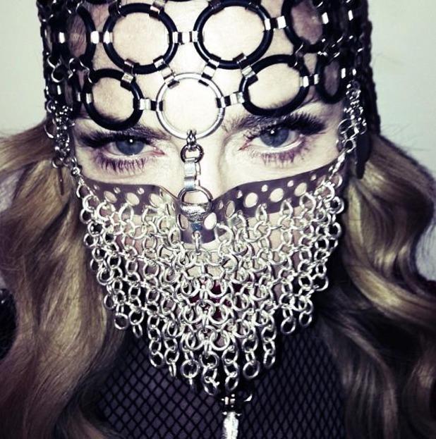 madonna-mask