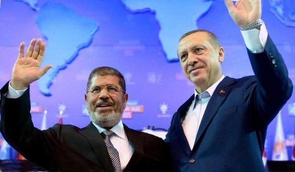Morsi and Erdogan Best Friends Forever
