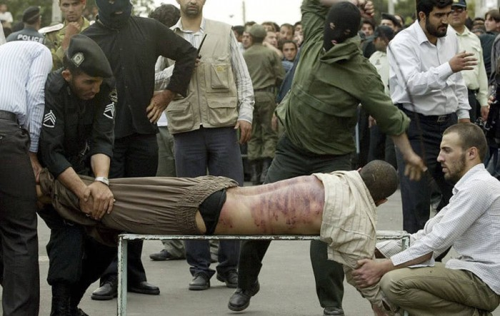 SHARIA FLOGGING PUNISHMENT