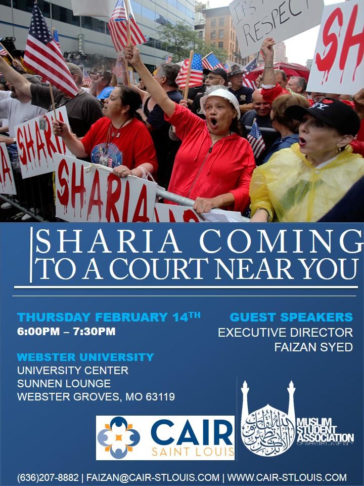 Webster-MSA-Sharia